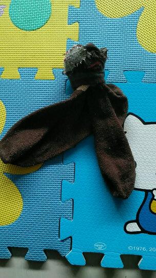 南极人(NANJIREN)袜子女士兔羊毛袜男士冬加厚保暖袜冬季中筒男人袜 蝴蝶结(女款) 晒单图