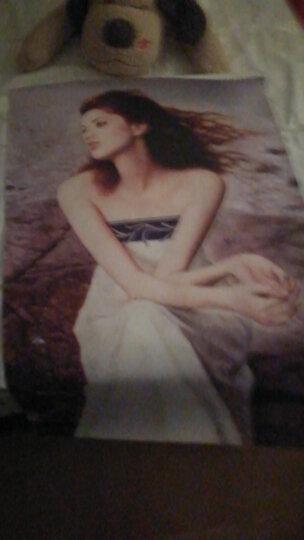 浪漫符号 性感美女海报写真装饰画油画布挂画足浴酒店浴室宾馆人体艺术裸画 联系客服选择款式 30*45cm 晒单图