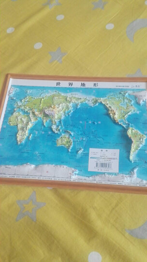 北斗童书·世界地图:跟爸爸一起去旅行(百科知识版)大开本、精装绘本 晒单图