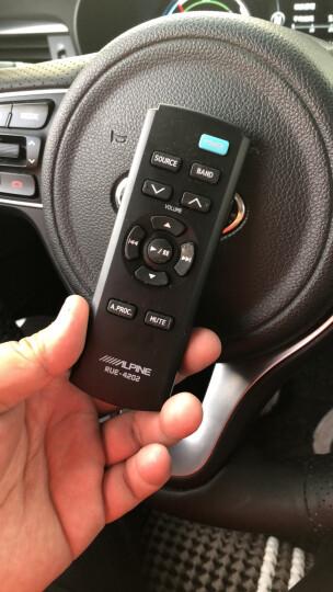ALPINE阿尔派 汽车音响 CD机遥控器 CD主机遥控器RUE-4202 晒单图