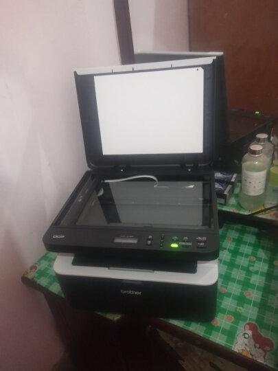 兄弟DCP-1618W 黑白激光打印机一体机多功能A4无线手机平板电脑wifi网络打印身份证复印扫描 套餐一(可加粉) 晒单图