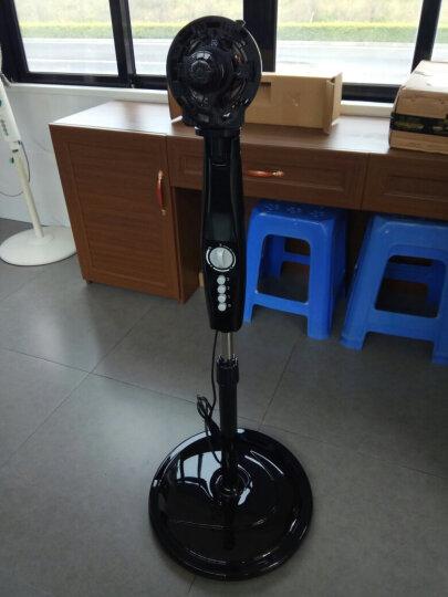 先锋(SINGFUN)电风扇/落地扇/可定时落地立式冷风扇/遥控电风扇/立式家用摇头定时静音大风扇 5叶机械款DD1221 晒单图