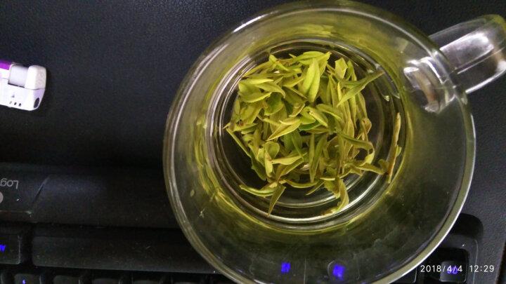 明前安吉白茶 2019新茶绿茶 正宗湖州安吉白茶100g罐装包邮 溪龙乡原产 浓香安吉白茶 晒单图