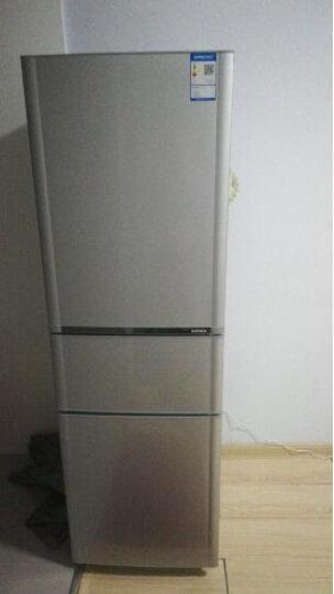 康佳(KONKA)212升 三门冰箱 软冷冻室(银色)BCD-212MTG 晒单图