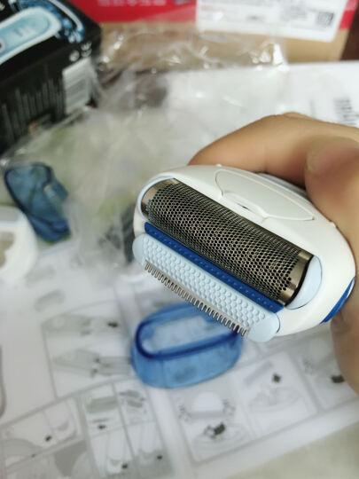 博朗(BRAUN)德国脱毛器剃毛器 腋毛腿毛刮毛器干湿两用 LS5160 晒单图