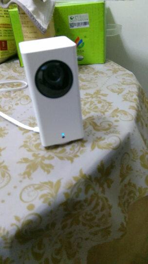 大方智能摄像机1080P云台版 无线wifi网络家用高清监控摄像头 红外夜视 智能家居 晒单图