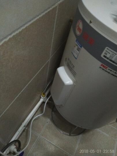 瑞美(Rheem)恒热电热水器60升 竖立式家商用90-400升大容量中央储水容积式落地安装恒温舒适 60升 EREL060 3.6kW 晒单图