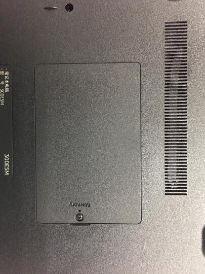三星(SAMSUNG) 300E5M 15.6英寸超轻薄便携学生游戏手提电脑商务办公笔记本电脑 【E5M定制】4G/128G固态/ 黑色 晒单图