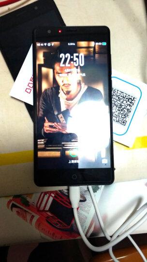 DMZ DAMUZHI V3D手机 全网通4G智能手机 3+32G 移动联通电信指纹解锁一体机 黑色 晒单图