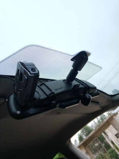 凌度(BLACKVIEW)智能行车记录仪 高清夜视前后双录倒车影像电子狗测速导航仪一体机 4.3英寸星光夜视电子狗32G卡(套餐一) 晒单图