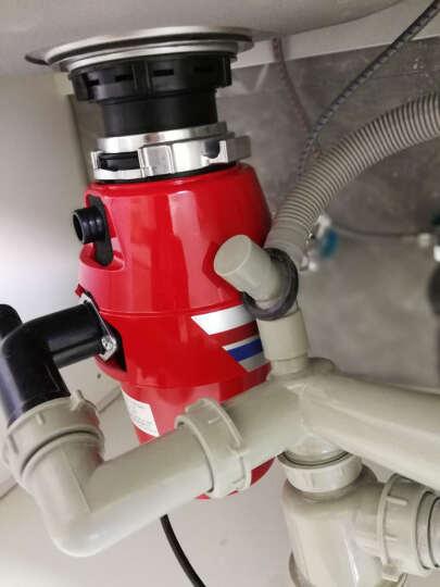 贝克巴斯(becbas) E30 厨房食物垃圾处理器家用 厨余自动粉碎机 无线开关免打孔 垃圾处理器(5年保修) 晒单图