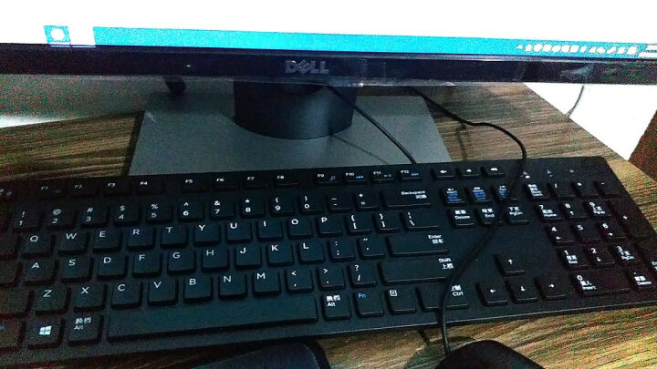 戴尔(DELL)成就3667商用台式电脑整机(i3-6100 4G 1T WIFI 三年上门 硬盘保留 Win10)23.6英寸 晒单图