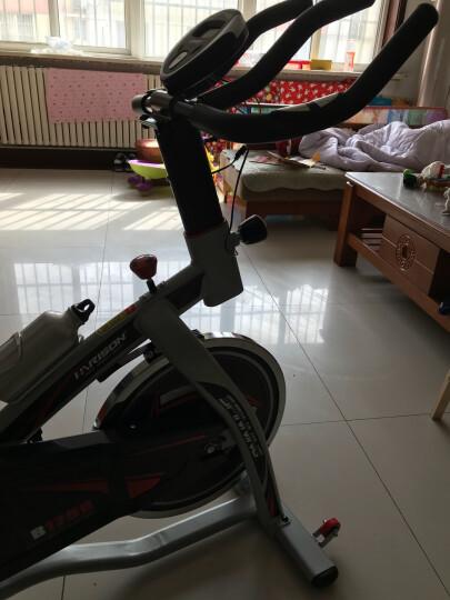 美国汉臣 HARISON动感单车 家用静音健身车 室内塑身自行车 运动健身器材 SHARP X1 晒单图