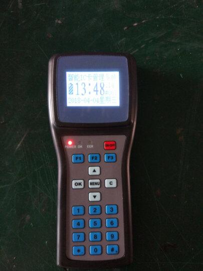 中创微 S980Y 手持消费机 移动打卡机 收费机 移动售饭机 游乐场收费机 会员收费机 语音版版单台 晒单图