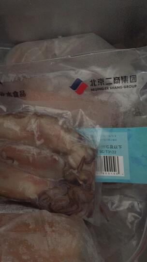 北水 阿根廷大鱿鱼 2盒约1600g 晒单图