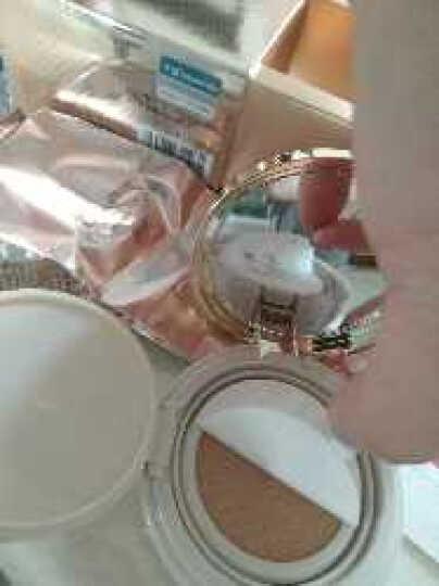 子初孕妇彩妆套装 口红眉笔睫毛膏粉饼腮红孕期可用天然化妆品5件套 晒单图