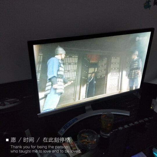 松人 R270 27英寸显示器 IPS不闪屏 HDMI高清 液晶电脑屏幕 广视角 可壁挂 磨砂黑 晒单图