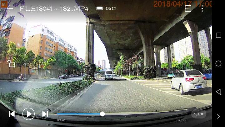 米家(MIJIA)小米行车记录仪 1080P高清夜视大广角 wifi连接 索尼图像传感器 触摸按键 晒单图