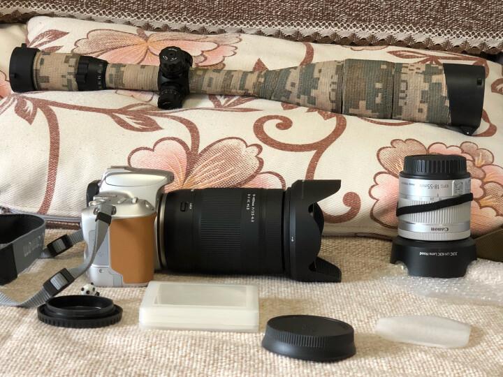 腾龙(Tamron)腾龙18-400mm F3.5-6.3 VC B028单反照相机远摄长焦镜头 半画幅大变焦镜头18-400 佳能口 晒单图
