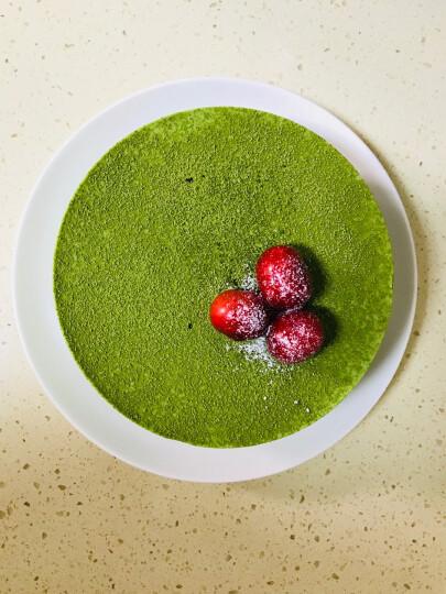 【展艺抹茶粉20g*2】绿茶粉蛋糕饼干面包奶茶布丁装饰调色冲饮烘焙原料 晒单图