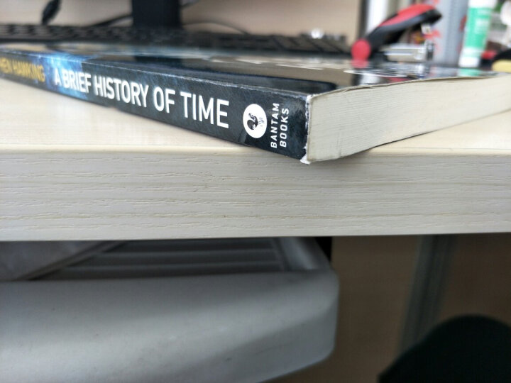 A Brief History of Time 时间简史 英文原版 晒单图