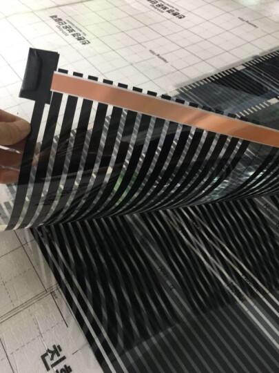 SNCNKJ 电地暖电热膜碳晶碳纤维高温瑜伽发热膜电采暖电热炕板地热膜石墨烯家用经济型电取暖智能温控 电地暖定制对接客服 晒单图