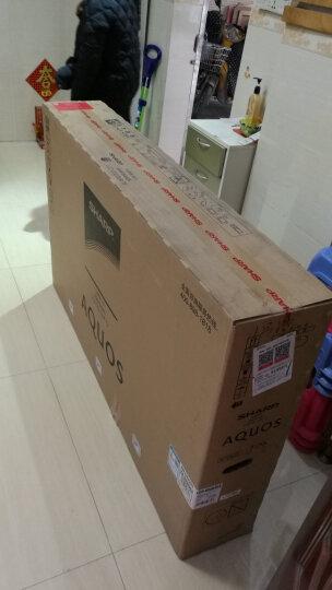 夏普(SHARP)LCD-60TX85A 60英寸超薄4K超高清液晶智能互联网电视机 晒单图