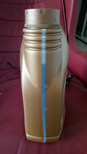 悠润润滑油机油正品汽车合成型 SL10W-40四季静音环保机油4L 晒单图