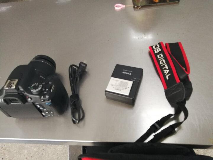 【二手99新】佳能550D/600D/650D/700D/800D照相机家用入门级高清单反数码相机 99新550D含18-55IS+501.8双头 原装正品  质量保证 晒单图