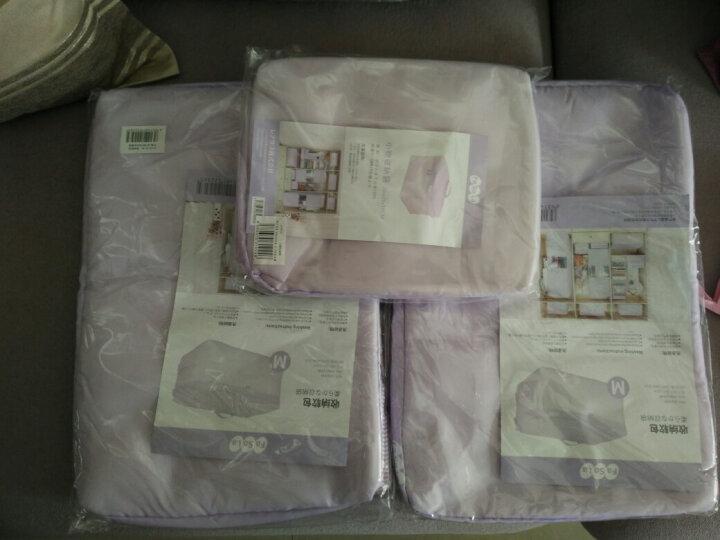 FaSoLa衣物收纳包 棉被收纳箱 杂物旅行软包 中号42*28*22cm 晒单图