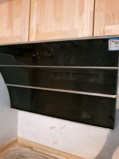 万和(Vanward)22立方大吸力侧吸式抽油烟机燃气灶具套餐 烟灶套餐J625D+B5-L228 【双擎电机 闪速净烟】 搭配4.0KW猛火灶(液化气) 晒单图
