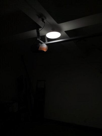 雷士照明led灯泡E27飞碟灯15w20瓦30W大功率衣帽间全白灯 30w暖白光4000K直径25CM 晒单图