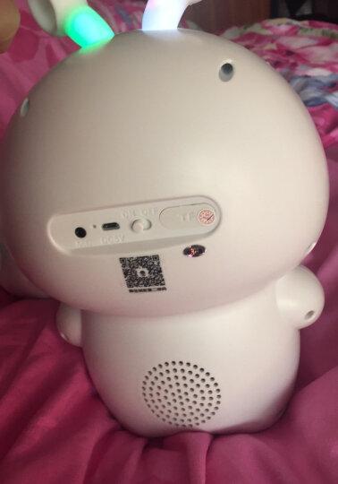 智力快车 R2智能机器人5.0 WiFi儿童早教故事机学习机语音对话聊天音乐益智玩具 小胖互动陪伴 白色(智能语音+百科问答) 晒单图