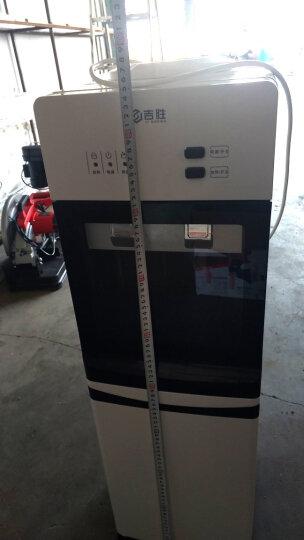吉胜(JiSheng) LX-2饮水机台式冷热冰温热家用办公小型宿舍饮水器 温热 晒单图