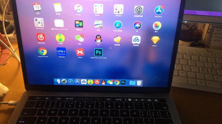 【原厂保修版】Apple MacBook Pro 13.3英寸笔记本电脑 银色(2017款Core i5处理器/8GB内存/128GB硬盘) 晒单图