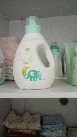 京东自有品牌 初然之爱婴儿洗衣液1.3L装 抑菌浓缩型 儿童孕妇专用 晒单图