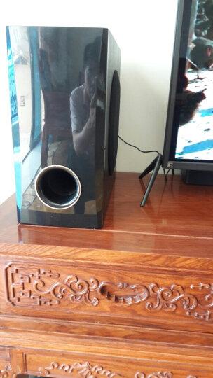 乐基(LEJI) AH-X502 客厅壁挂蓝牙回音壁小米电视音响家用5.1家庭影院低音炮音箱 典雅黑 晒单图