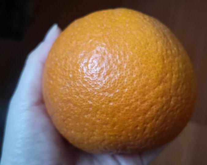 【远安馆】湖北秭归夏橙精品橙子 新鲜水果 精品2.5斤装 晒单图