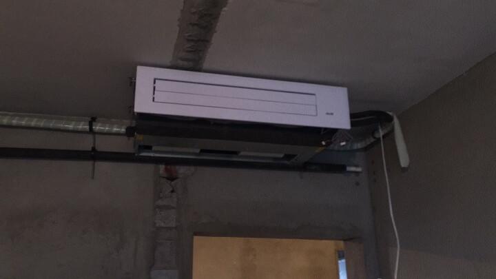 奥克斯(AUX)中央空调一拖二 家用 多联机大3匹 一级能效变频 3D面板 包安装 6年包修 DLR-80W/DCZ2 晒单图