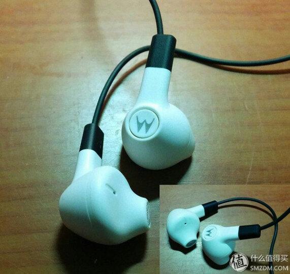 摩托罗拉 Motorola Earbuds入耳式运动手机耳机 线控耳机耳麦 晒单图