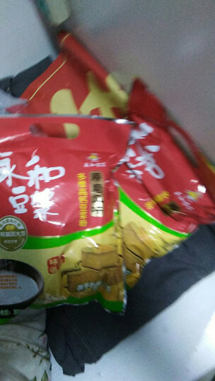 永和豆浆 原磨风味 多维高钙豆浆粉 300g(30g*10小包) 晒单图