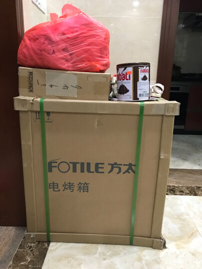 方太(FOTILE) 家用嵌入式39升蒸箱50升烤箱套装 SCD39-C2T+KQD50F-C2T 晒单图