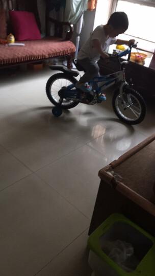 gb好孩子 儿童自行车 小孩单车 脚踏车 越野山地车  男女款 16寸 JB1652Q-K122D 蓝色(4-8岁) 晒单图