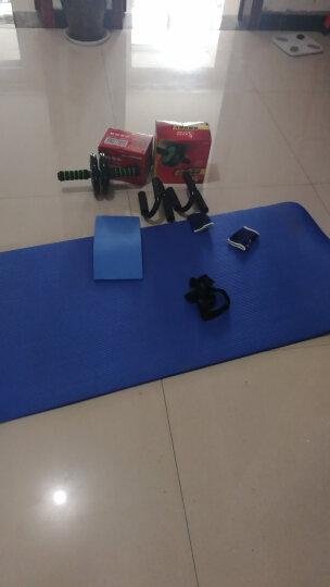 凯速(KANSOON) 健腹轮腹肌轮健腹轮套装俯卧撑架瑜伽垫健身垫腹肌滚轮健身器材腹肌健身器 健腹轮+俯卧撑架+NBR瑜伽垫 晒单图