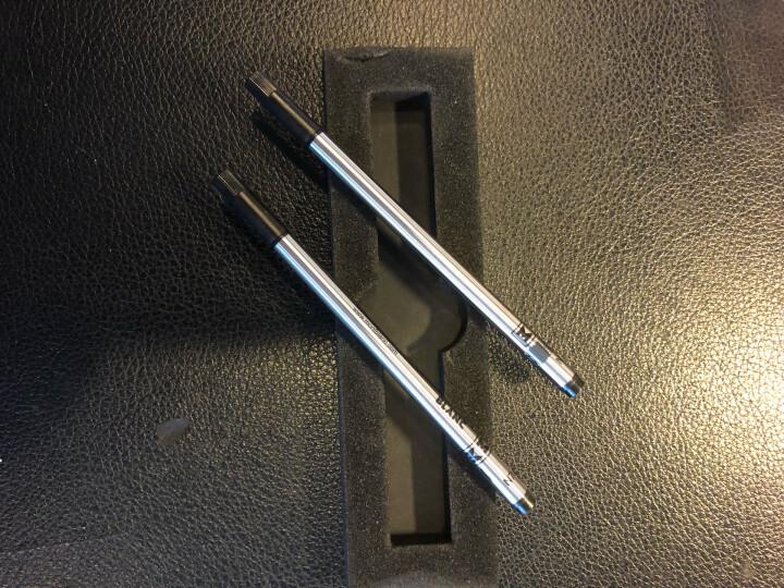 MONTBLANC万宝龙 大班系列163/P163签字笔专用笔芯M尖2支装105158 晒单图