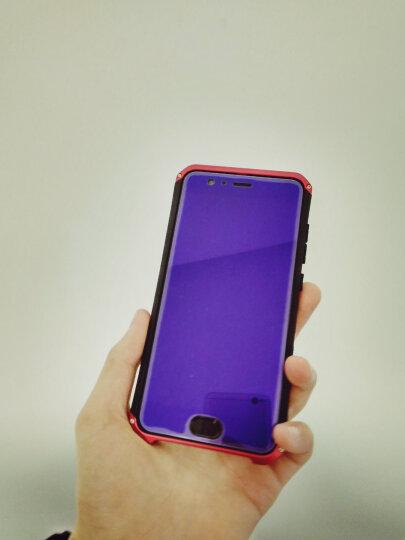 雷克信(LEIKEXIN) 小米6/小米note3手机壳金属边框全包磨砂防摔保护套硬壳 小米note3三段式-纯蓝色 晒单图