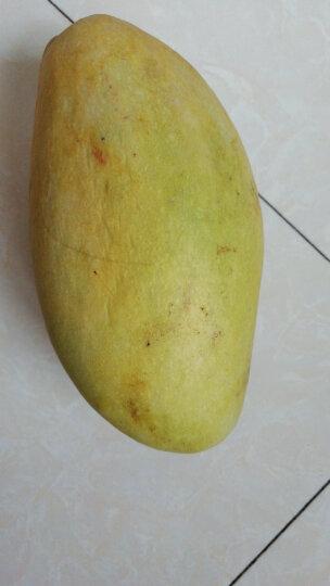 【百色馆】广西大青芒果 玉芒 单果200g以上 新鲜水果 4.5kg装 精品果 晒单图