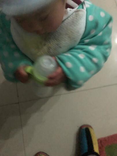 爱得利(IVORY) 奶瓶 宽口径 婴儿奶瓶 Tritan特丽透 新生儿奶瓶300ml AA-125 晒单图