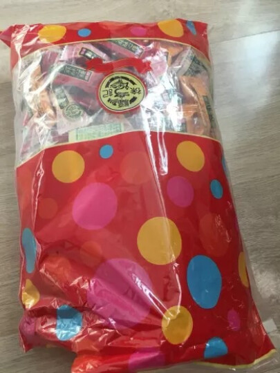 春光 椰子软糖 QQ糖 橡皮糖 水果糖 喜糖  海南特产 批发 200g 晒单图