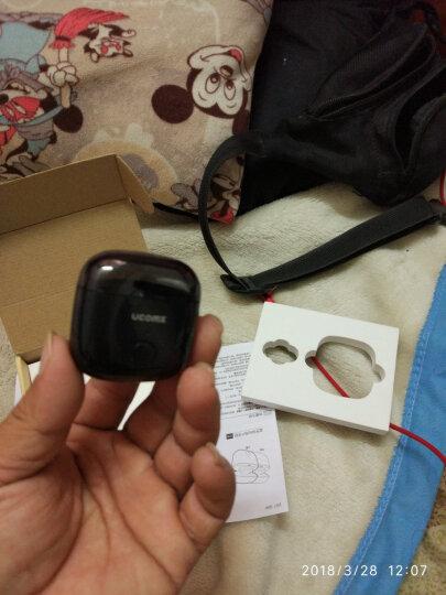 UCOMX U6 蓝牙耳机迷你超小隐形无线运动入耳式车载商务适用苹果华为小米vivo通用 高配版-肤色 晒单图